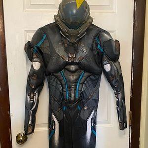 Halo costume